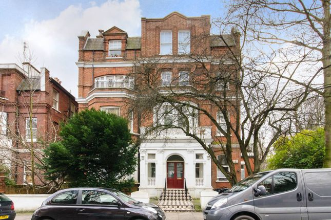 Thumbnail Flat to rent in Compayne Gardens, South Hampstead