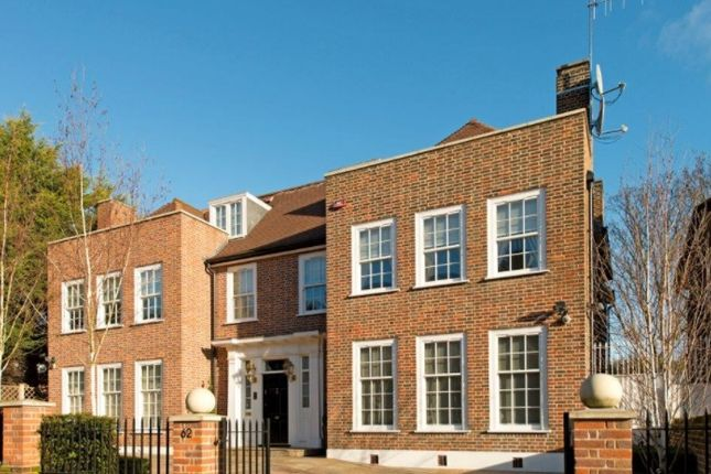 Thumbnail Detached house for sale in Frognal, Hampstead