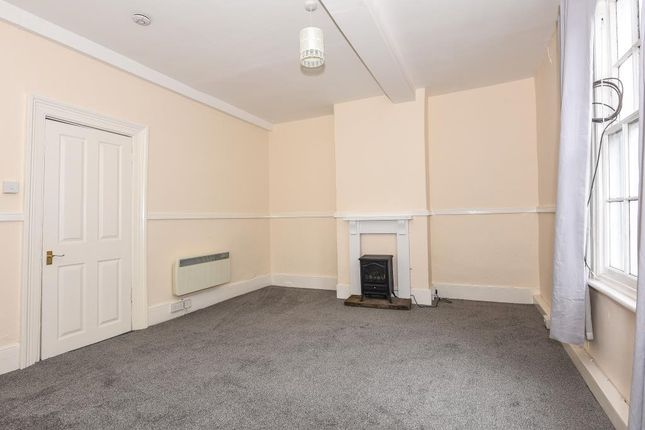 Thumbnail Maisonette to rent in High Street, Leominster