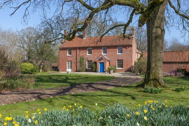 Thumbnail Detached house for sale in Elsing Lane, Etling Green, Dereham