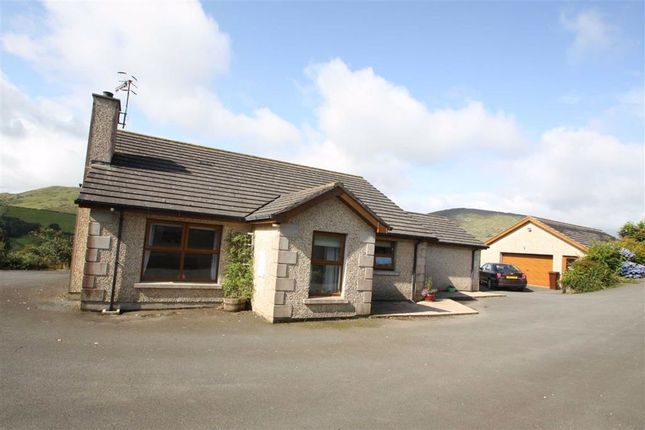 Thumbnail Detached bungalow for sale in Mountain Road, Ballynahinch, Down