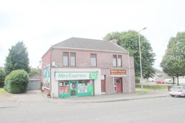 Thumbnail Flat for sale in 75, North Road, Bellshill ML41Qz
