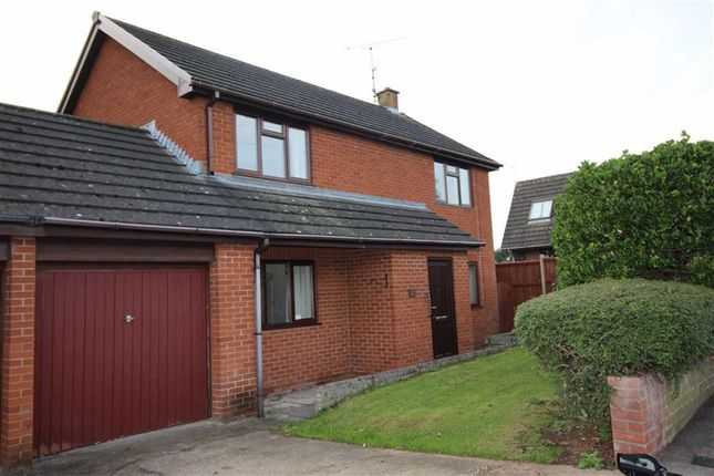 Thumbnail Detached house to rent in St. Thomas Road, Monmouth