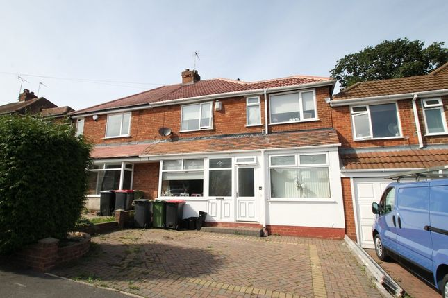 4 bed semi-detached house for sale in Rose Road, Coleshill, Birmingham