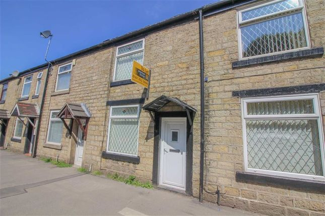 Thumbnail Terraced house to rent in Rochdale Old Road, Fairfield, Bury