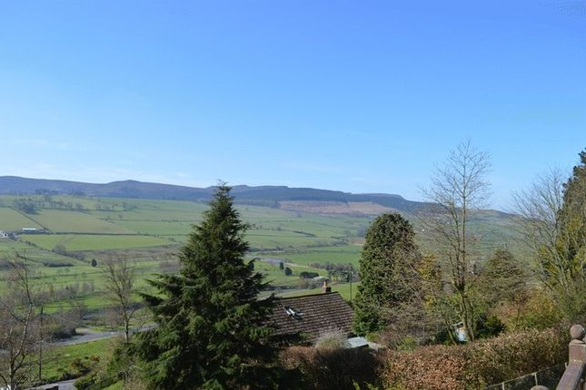 Thumbnail Semi-detached house for sale in Simonside View, Rothbury, Morpeth