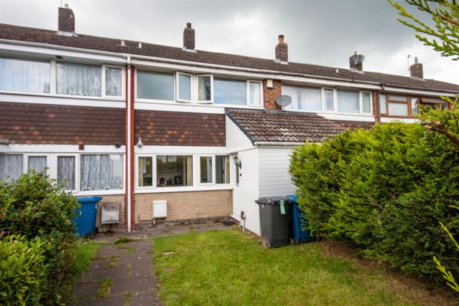 3 bed terraced house for sale in Woodland Way, Burntwood WS7