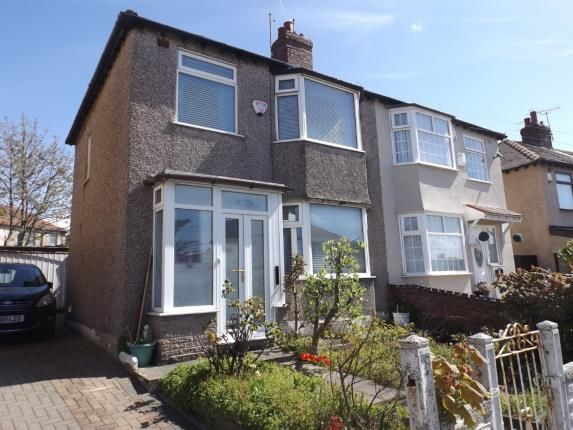Thumbnail Semi-detached house for sale in Wheatley Avenue, Bootle, Liverpool, Merseyside