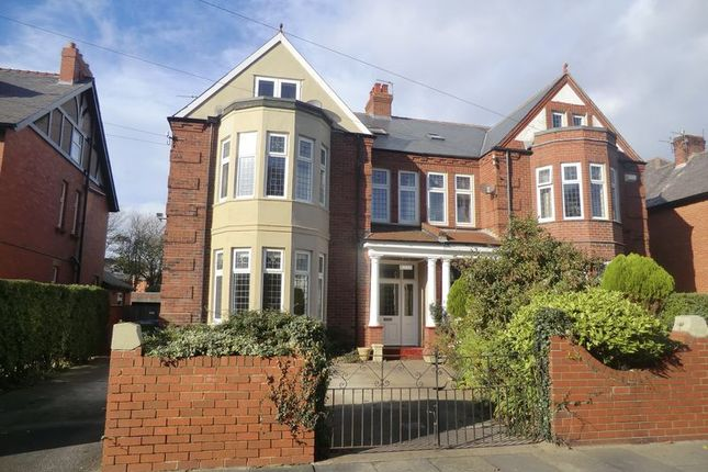 Thumbnail Semi-detached house for sale in Park View, Blyth