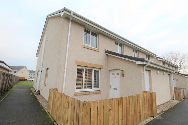 Thumbnail Semi-detached house for sale in Jesmond Grange, Bridge Of Don, Aberdeen