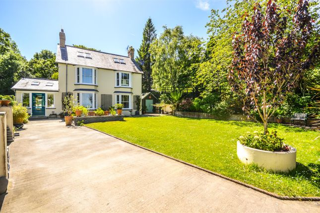Thumbnail Detached house for sale in Cein Erw, Aberporth, Cardigan