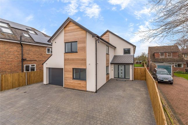 Thumbnail Detached house for sale in Mayflower Road, Park Street, St. Albans, Hertfordshire