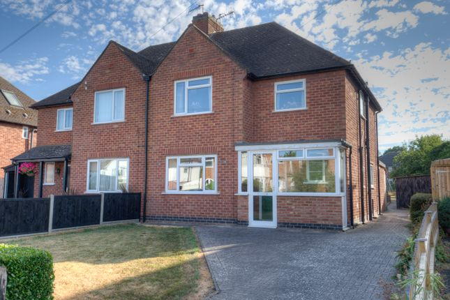 Thumbnail Semi-detached house for sale in Hathaway Green Lane, Stratford Upon Avon