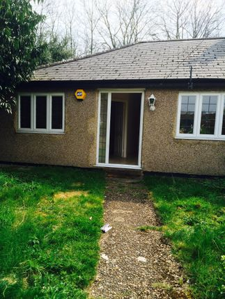 Thumbnail Bungalow to rent in Emma Road, Plaistow