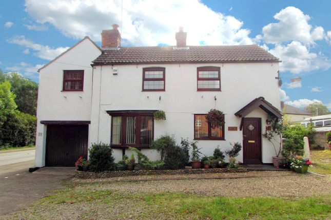 Thumbnail Cottage for sale in Sycamore Street, Blaby, Leicester