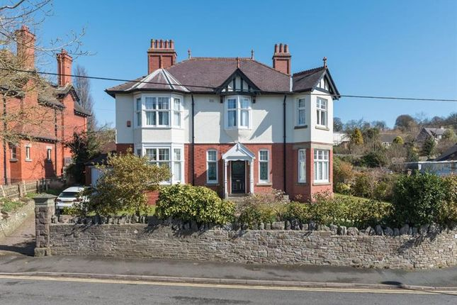 Thumbnail Detached house for sale in Alexandra Road, Brecon