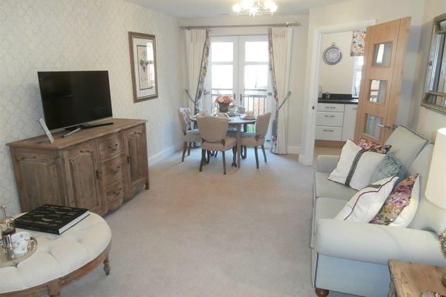 Thumbnail Flat for sale in Stone Lane, Kinver, Stourbridge