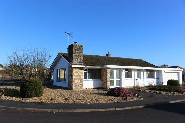 Thumbnail Detached bungalow for sale in Silbury Road, Calne