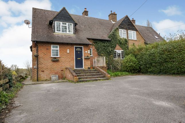 Thumbnail Semi-detached house for sale in Knowle Lane, Horton Heath, Eastleigh