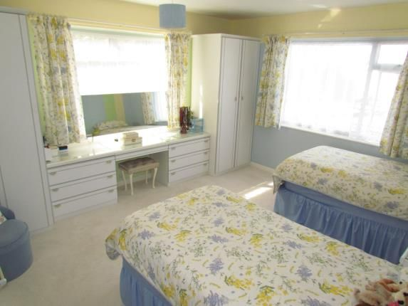 Master Bedroom of Hooe, Plymouth, Devon PL9