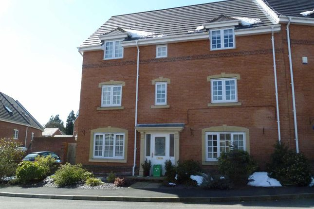 Thumbnail Semi-detached house to rent in Bentley Drive, Oswestry