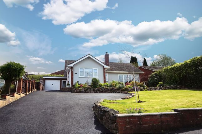 Thumbnail Detached bungalow for sale in Bringewood Close, Ludlow