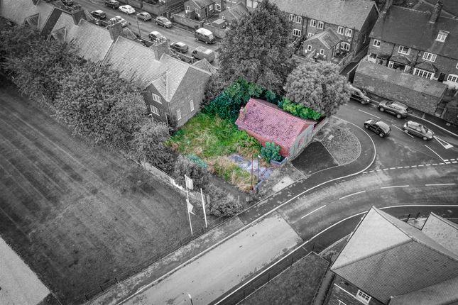 Land for sale in Model Village, Creswell, Worksop, Notts