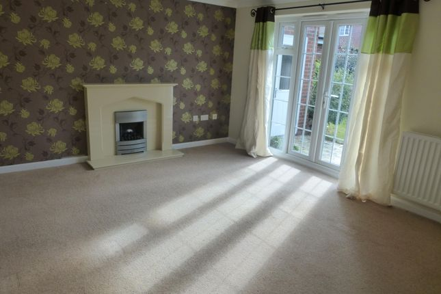 Thumbnail Detached house to rent in Acorn Way, Red Lodge, Bury St. Edmunds