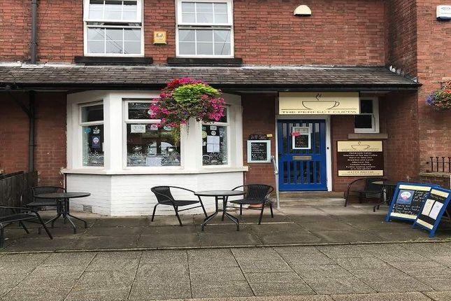 Thumbnail Restaurant/cafe for sale in Strutt Street, Belper