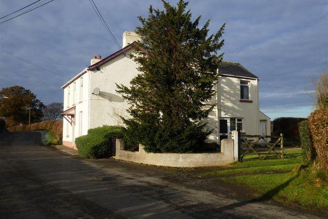 Thumbnail Detached house for sale in Gwynfe, Llangadog