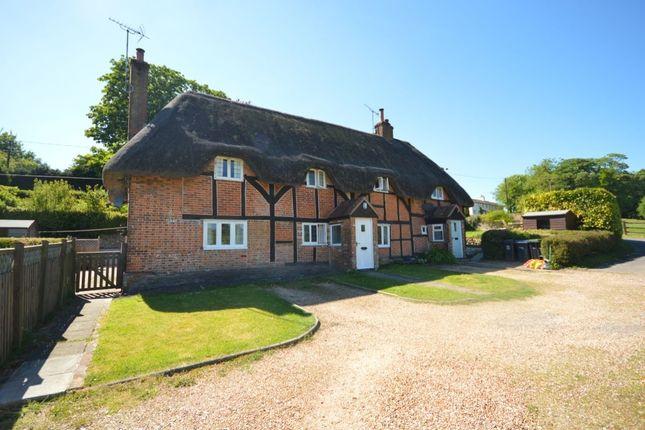 Thumbnail Semi-detached house to rent in Pats Cottage Sunton, Collingbourne Ducis, Marlborough