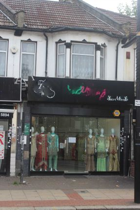 Thumbnail Retail premises for sale in St. Stephens Parade, Green Street, London