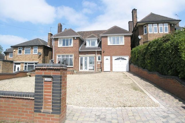 Thumbnail Detached house for sale in Tividale, Oakham, Oakham Road