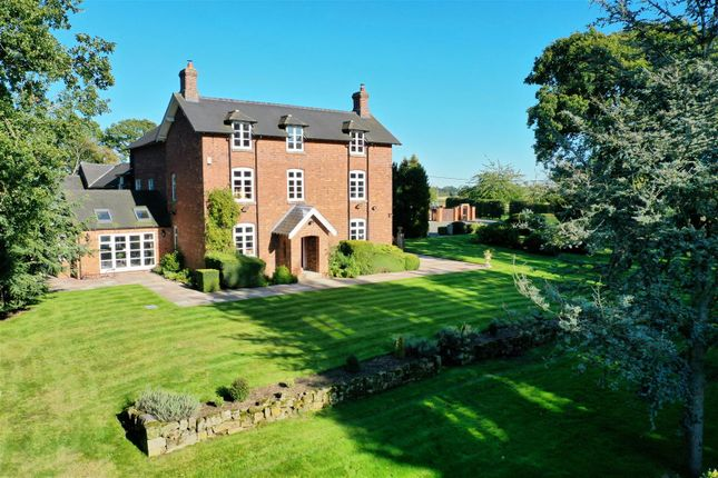 Thumbnail Detached house for sale in Yeldersley Lane, Ednaston, Ashbourne, Derbyshire