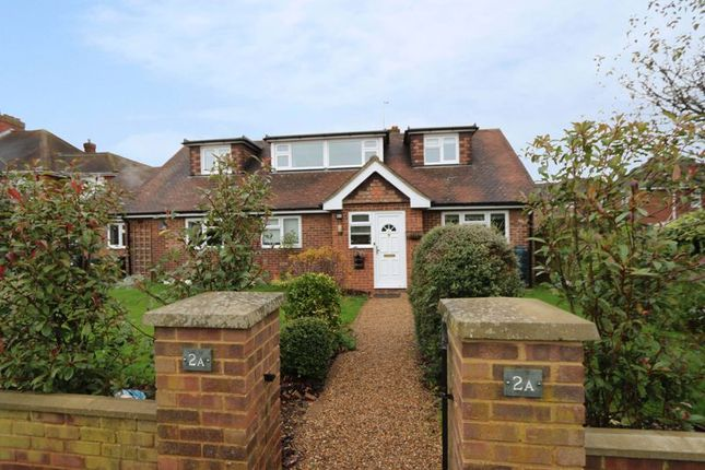 Thumbnail Detached bungalow to rent in Shelburne Road, High Wycombe