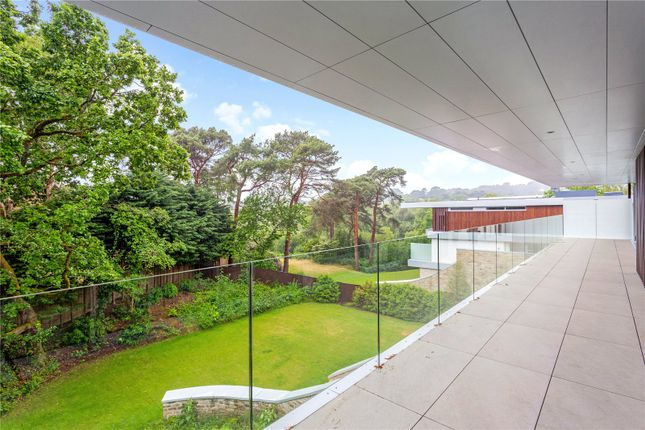 Balcony of Oseleta, Luscombe, 1 The Drive, Brudenell Avenue BH13