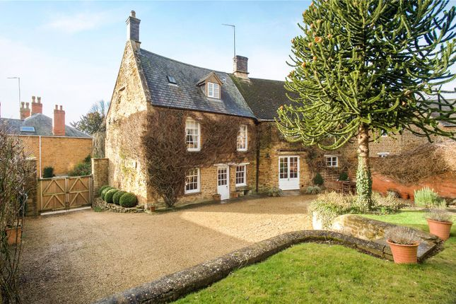 Thumbnail Semi-detached house for sale in Humber Street, Bloxham, Banbury, Oxfordshire