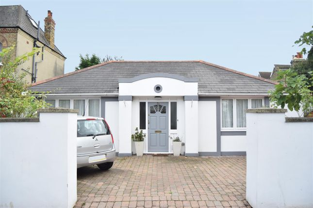 Thumbnail Bungalow for sale in Princes Road, London