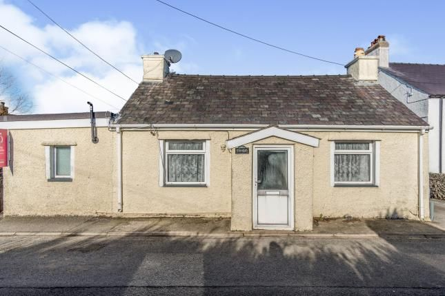 Thumbnail Detached house for sale in Old Llandegfan, Menai Bridge, Anglesey, North Wales