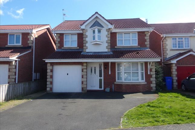 Thumbnail Detached house to rent in Priory Grange, Blyth