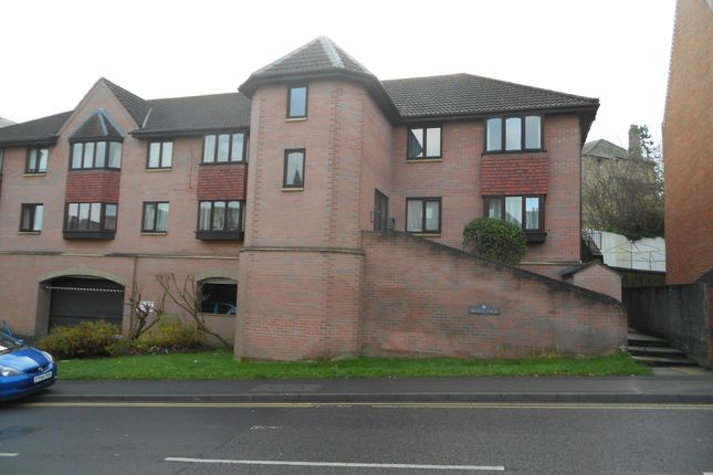 Thumbnail Flat to rent in South Street, Yeovil