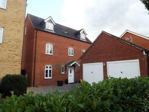 Thumbnail Detached house for sale in Mendip Way, Stevenage, Hertfordshire, England