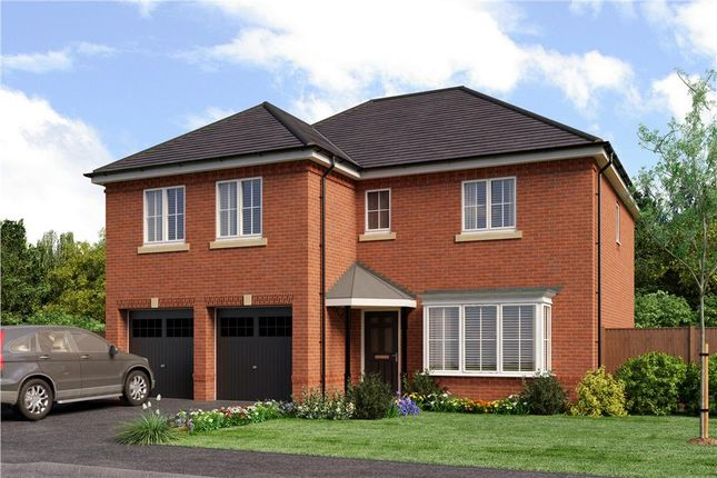 "Thumbnail Detached house for sale in ""The Jura"" at Backworth, Newcastle Upon Tyne"