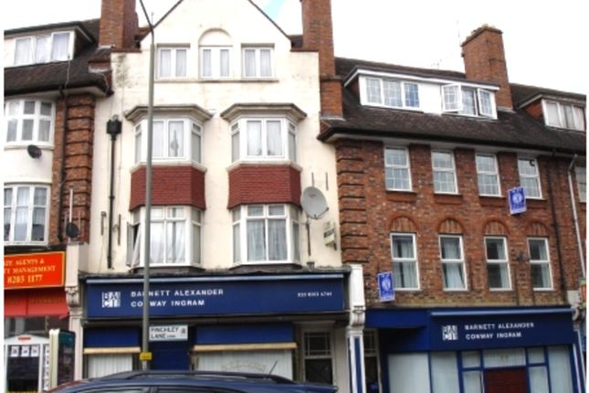 Thumbnail Flat to rent in Finchley Lane, London