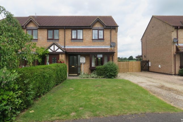 3 bed semi-detached house to rent in Oakfield Close, Brigg