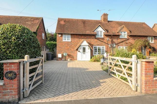 Thumbnail Semi-detached house for sale in Chestnut Lane, Amersham