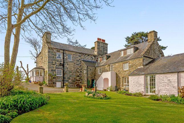 Thumbnail Detached house for sale in Dyffryn Ardudwy