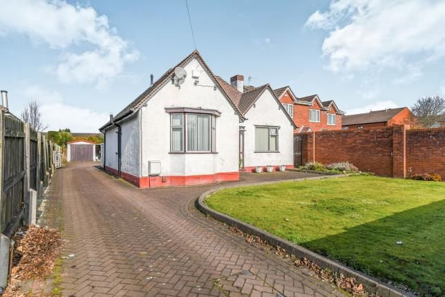 Thumbnail Bungalow for sale in Lichfield Road, Willenhall, West Midlands