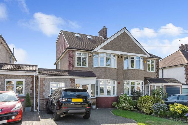 Thumbnail Semi-detached house for sale in Southborough Lane, Bromley, Kent