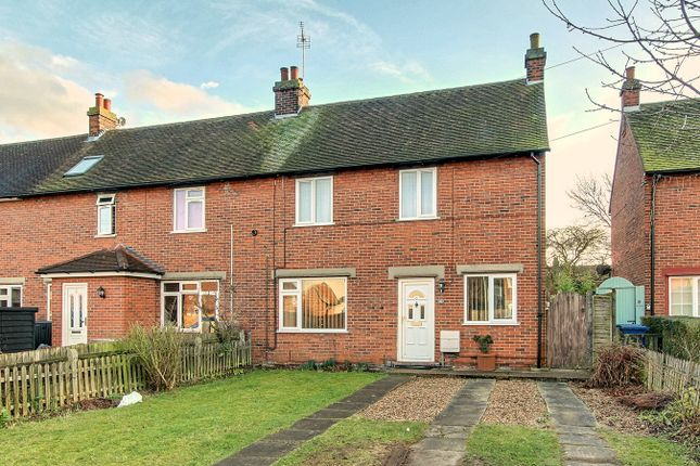 Thumbnail End terrace house for sale in De Burgh Road, Colchester